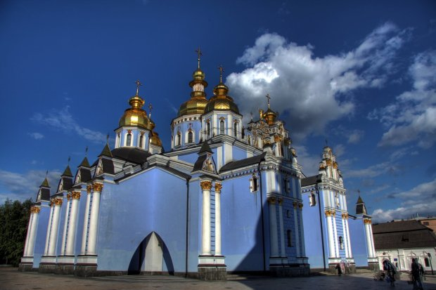 Kiev St. Michael Church