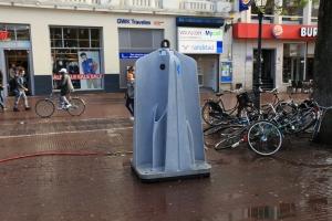 Amsterdam WC tuvalet