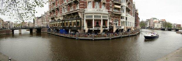 Amsterdam Panoroması