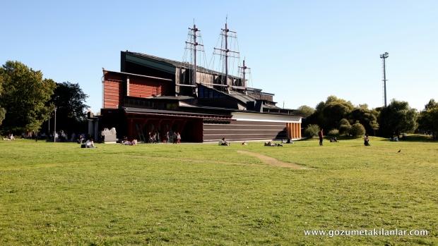 Vasa Müzesi, Stockholm
