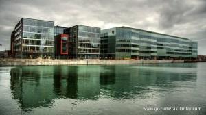 Malmö Ofis Binaları