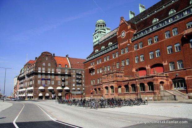 Malmö Postahanesi