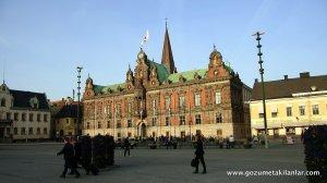 Gustav Adolf Meydanı, Malmö