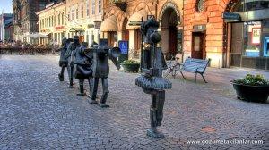 Malmö'den sokak heykelleri
