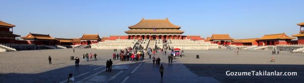 Yasak Şehir, Pekin