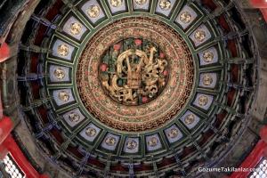 Ejderli Ahşap Tapınak