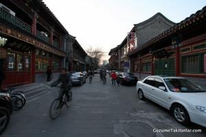 Çin Sokakları