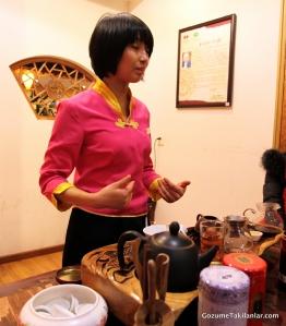 Çay seremonisi