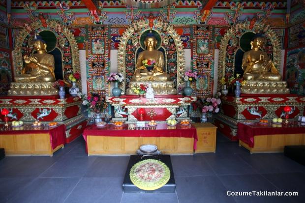 5 Pagoda Tapınağı, Hohhot
