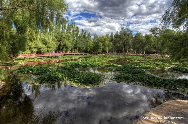 Halk Parkı, İç Moğolistan